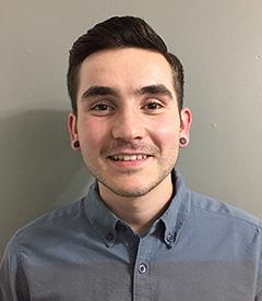 Joel Goodwin, 2019-20 Recipient, C. David Naylor Fellowship